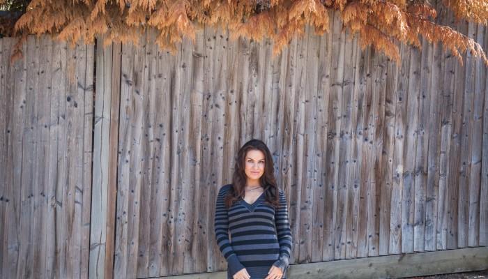 Georgina Burnett Colour Fence