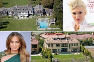 Celebrity Homes from The Daily Beast