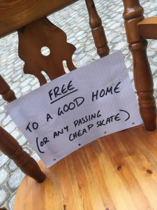 Upcycling: Free