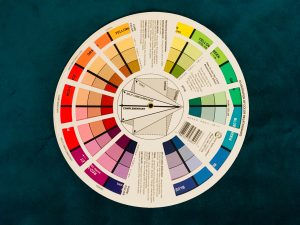 Sophie Robinson colour wheel
