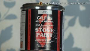 stove paint