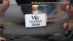 How to hygge: woodwick candle