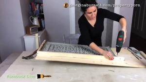 removing frame