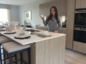 CALA homes: great kneighton kitchen