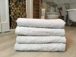 towel folding: how to fold towels after