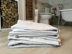 towel folding: how to fold towels before