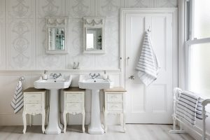 boutique interior design bathroom