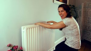 How to cover a radiator hate