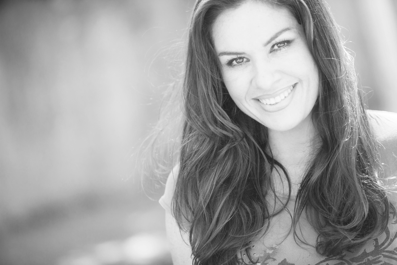 Georgina Burnett BW Smile