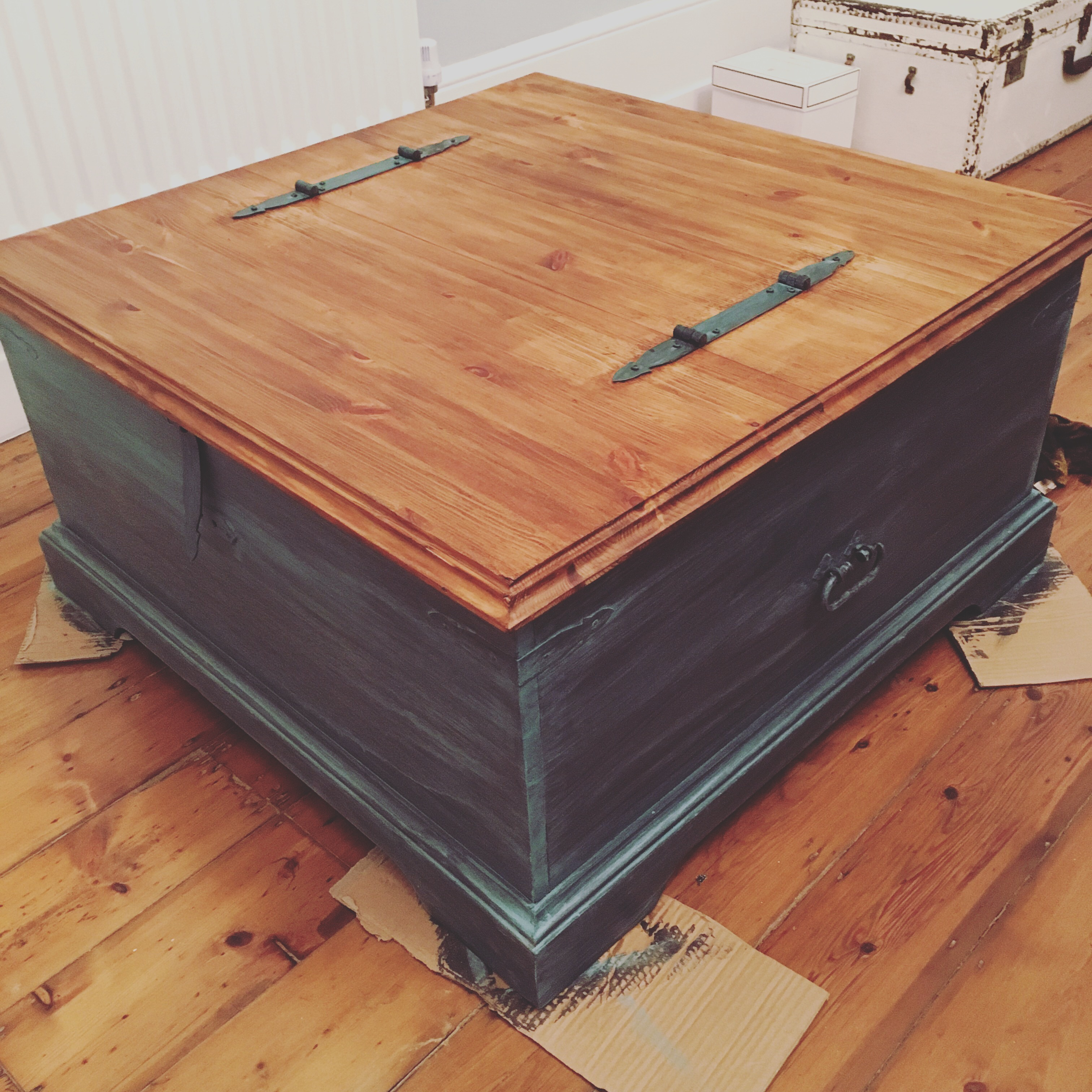Upcycling: Chest After