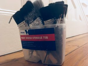 decorating tips brush
