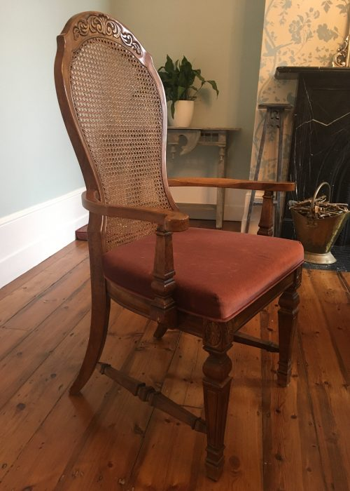 Upcycling: Dining Chair Before