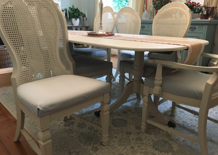 Upcycling: Dining Table After