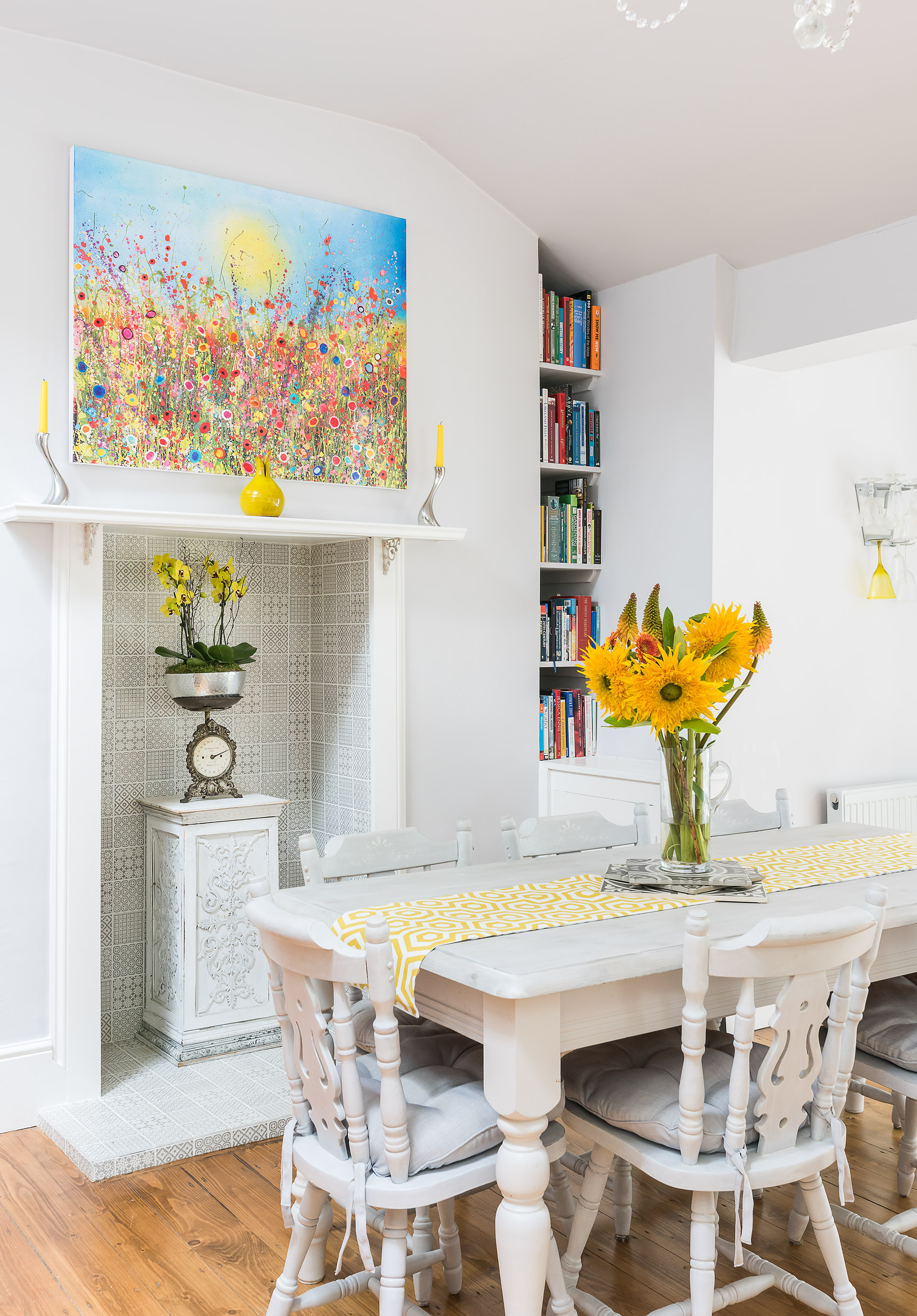 Upcycling: Kitchen Table and Chairs After
