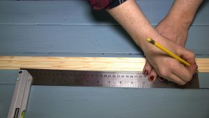 how to make a picture frame measure