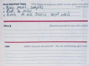 Calum best tasks