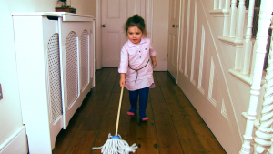 how to reduce dust mop