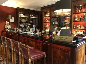 Chewton Glen Hotel bar