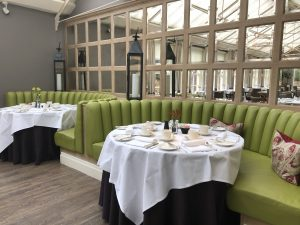 Chewton Glen Hotel lime
