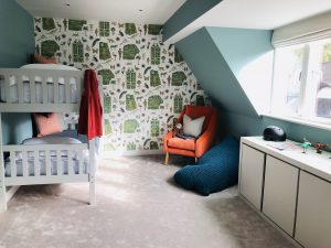 new homes fulham kids room