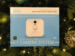 Christmas gift guide blink