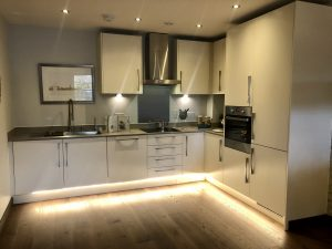 East Grinstead apartments kitchen