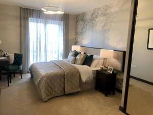 east grinstead apartments bedroom
