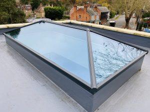 roof lantern roof