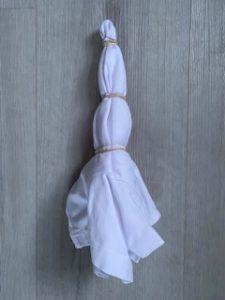bullseye undyed tie dye